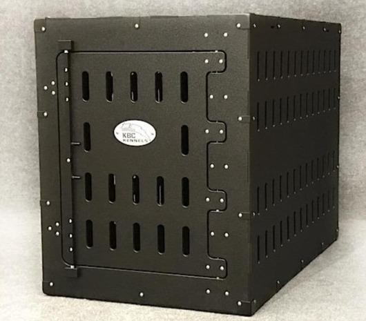 Crates - KBC Kennels FLIGHT CRATE COMBO - Heavy Duty Dog Crate + Flight Kit