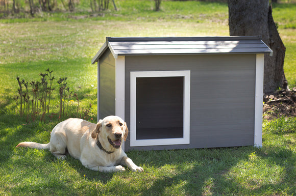 New Age Pet ThermoCore Insulated Canine Cabin dog house - Pet Pro Supply Co.