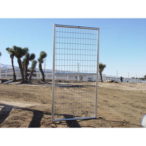 Dog Kennels Single Panel - Rhino Heavy Duty Dog Kennel Single Panel - Pet Pro Supply Co