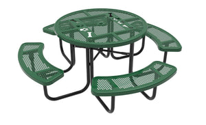 Dog Park - BarkPark By Ultrasite Recycled Chow Hound Table - Pet Pro Supply Co