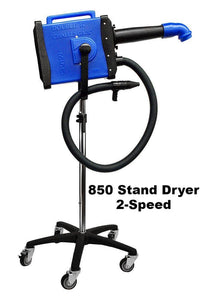 Double K ChallengAir 850 Stand Dryer - Pet Pro Supply Co. - Pet Pro Supply Co