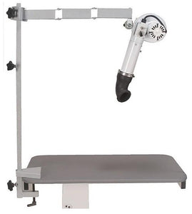 Edemco F3004 Table Mount or Wall Mount Finishing Dryer for Groomers - Pet Pro Supply Co. - Pet Pro Supply Co