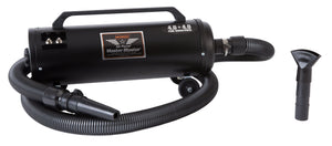 Metrovac Air Force MASTER Blaster Multi-Speed Dog & Pet Dryer - Pet Pro Supply Co. - Pet Pro Supply Co