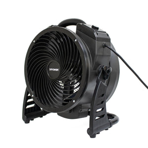 Dryers - XPOWER Axial Air Mover With Ozone Generator Series - Pet Pro Supply Co