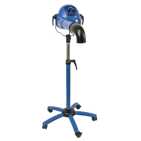 XPOWER B-16S Pro Plus Finishing Pet Grooming Stand Dryer