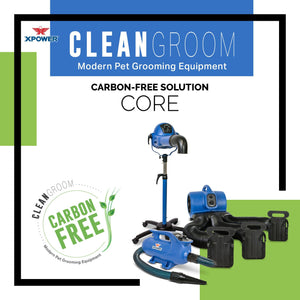 Dryers - XPOWER CleanGroom Carbon-Free Solution - Pet Pro Supply Co