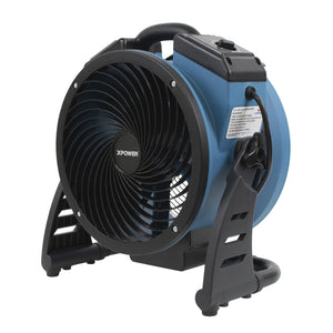 Dryers - XPOWER FC-150B Brushless DC Motor Rechargeable Whole Room Air Circulator - Pet Pro Supply Co