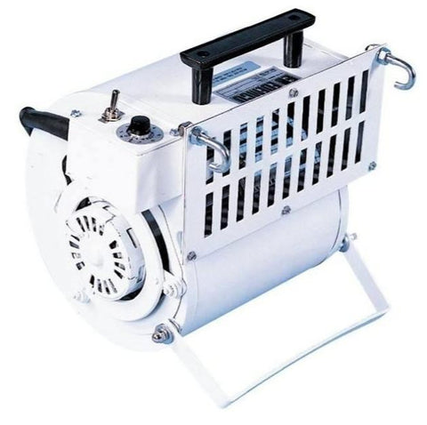 Edemco 3005T Shutoff Timer New Generation Cage Dryer for Groomers - Pet Pro Supply Co.