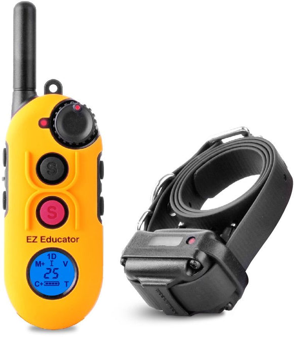 E-Collar Technologies Easy Educator EZ-900 Series Remote Dog Trainer 1/2 Mile - Pet Pro Supply Co.