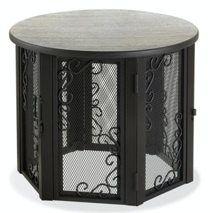 Richell Accent Table Pet Crate - Pet Pro Supply Co. - Pet Pro Supply Co