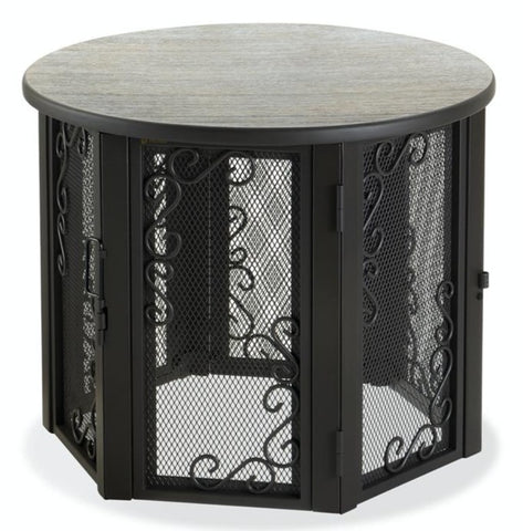 Richell Accent Table Pet Crate