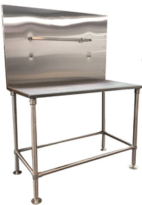 PetLift Stainless Steel Drying Table with optional integrated K-9 II Dog Grooming Dryer - Pet Pro Supply Co. - Pet Pro Supply Co