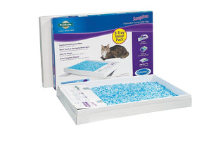 PetSafe ScoopFree Litterbox Trays (Premium Blue Crystal)- 3-Pack - Pet Pro Supply Co. - Pet Pro Supply Co