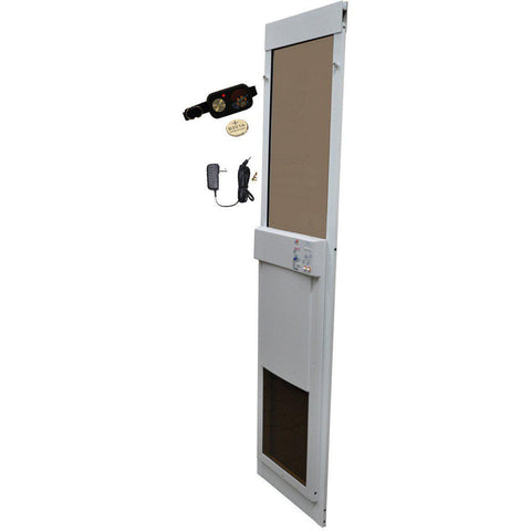 high tech pet doors sliding glass cat u0026 dog door at pet pro