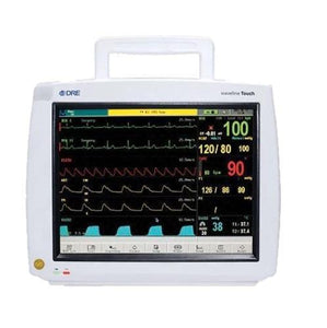 Patient Monitors - DRE Waveline Touch Veterinary Monitor - Pet Pro Supply Co
