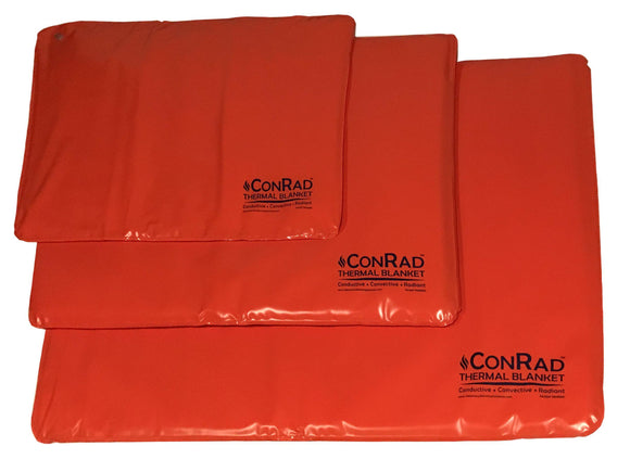 Patient Warmers - Veterinary Warming Solutions ConRad Thermal Blanket