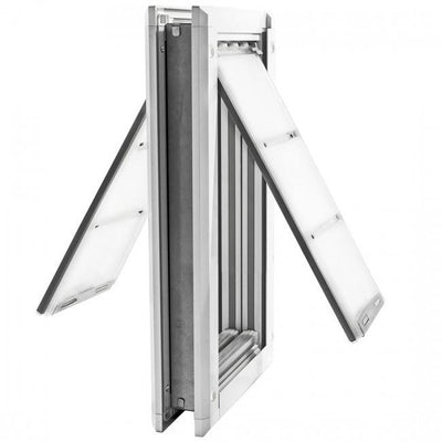 Endura Flap By Patio Pacific Dog Door For Exterior Human