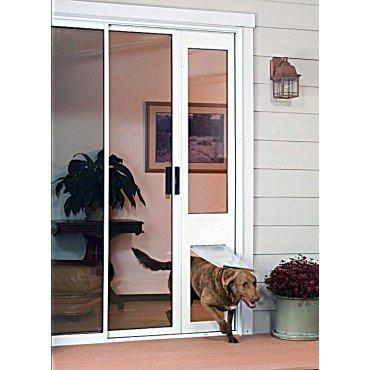 Endura Flap® by Patio Pacific - Panel 3e Sliding Door Pet Door - Pet Pro Supply Co.