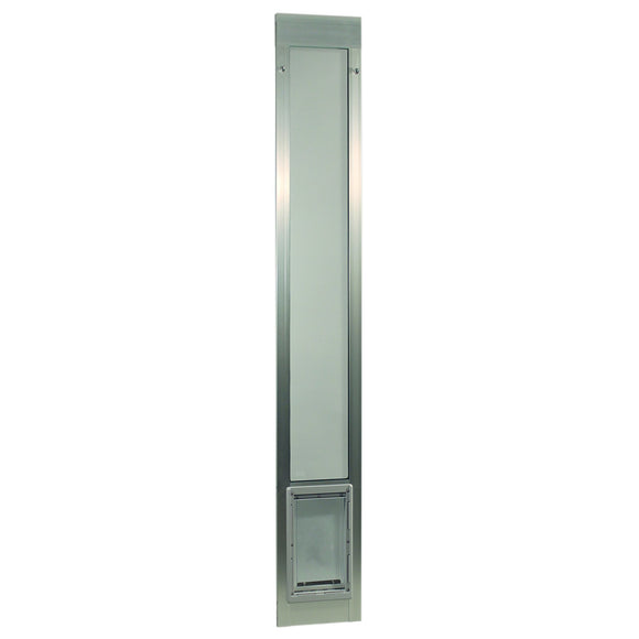 Ideal Pet Products Fast Fit Aluminum Patio Sliding Pet Door - Pet Pro Supply Co.