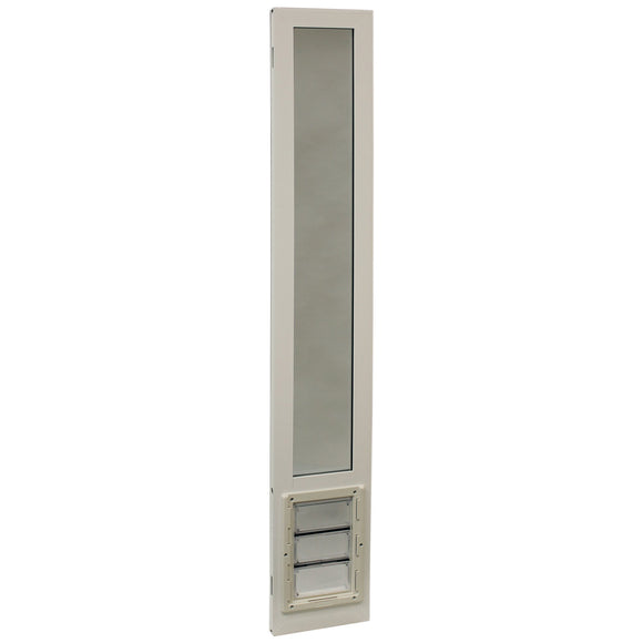 Ideal Pet Products VIP Vinyl Insulated Patio Sliding Pet Door - Pet Pro Supply Co.