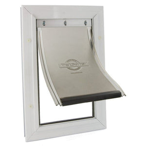 Pet & Dog Doors - PetSafe Freedom Aluminum Pet Door - Pet Pro Supply Co