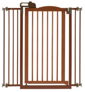 Richell Tall One-Touch Gate II - Pet Pro Supply Co. - Pet Pro Supply Co