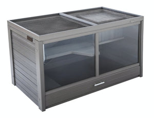 New Age Pet Jumbo Park Avenue Hutch - Pet Pro Supply Co. - Pet Pro Supply Co