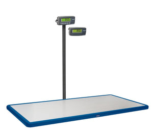 Scales - Shor-Line BlueLine Scale, Remote Display, Post Mount - Pet Pro Supply Co