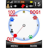 D.E. Systems TC1 Border Patrol: GPS Containment System, Remote Trainer and Short-Range Tracking Unit - Pet Pro Supply Co.