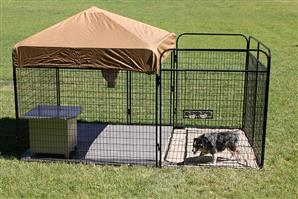 Ultimate Dog Kennel