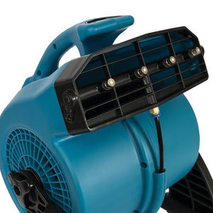 Toys - XPOWER FM-48 Portable 3 Speed Outdoor Cooling Misting Fan - Pet Pro Supply Co