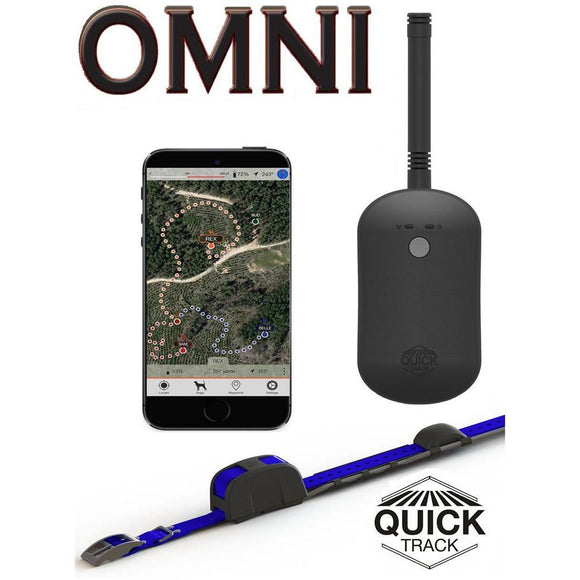 Quick Track - Omni GPS Dog Tracking System - Pet Pro Supply Co.