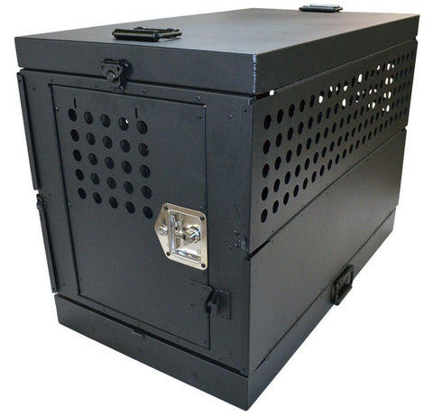 Owens Folding / Collapsible K9 Working Dog Crate for Military & Police