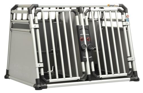 Proline Pro 22 Cerberus Crate - TÜV Crash Approved 2 Dog Crate - Pet Pro Supply Co.