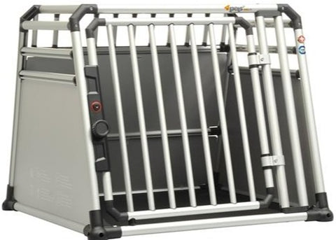 Proline Pro 4 Condor Crate - TÜV Crash Approved Crate for Large Dogs