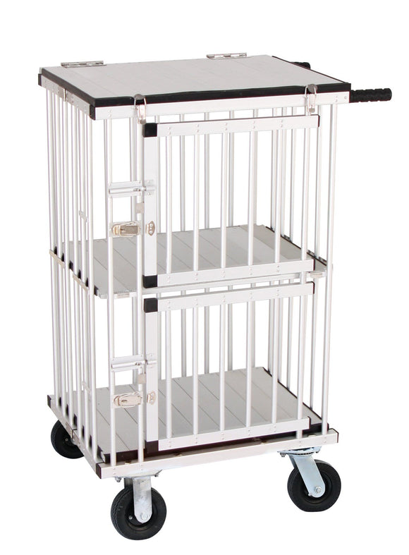 Trolley - Aeolus Dog Show Aluminum Portable Trolley (Two Berths)