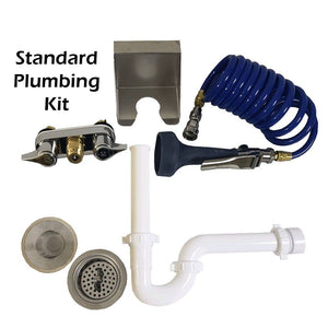 Groomer's Best Plumbing, Faucet and Sprayer Kit - Pet Pro Supply Co. - Pet Pro Supply Co