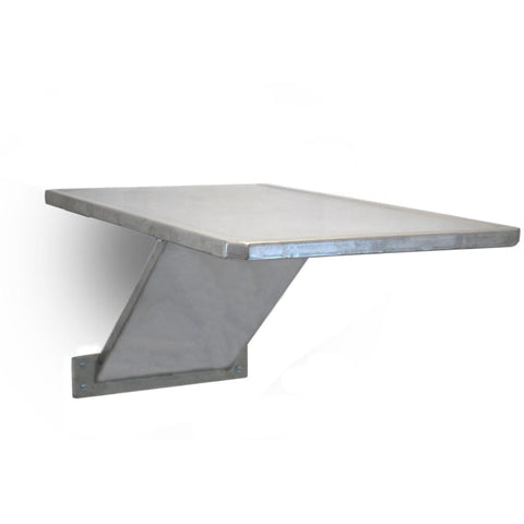 Vet's Best Fixed Veterinary Exam Table - Wall Mounted at Pet Pro Supply Co.