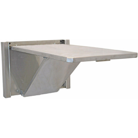 Vet's Best Fold Up Veterinary Exam Table - Wall Mounted at Pet Pro Supply Co. - 1