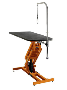 Veterinary Tables - Shor-Line Big Top Grooming Table, Hydraulic Lift - Pet Pro Supply Co