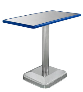Veterinary Tables - Shor-Line BlueLine Pedestal Base Exam Table - Pet Pro Supply Co