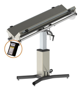 Veterinary Tables - Shor-Line Continuum Heated V-Top Surgery Table, Hydraulic - Pet Pro Supply Co