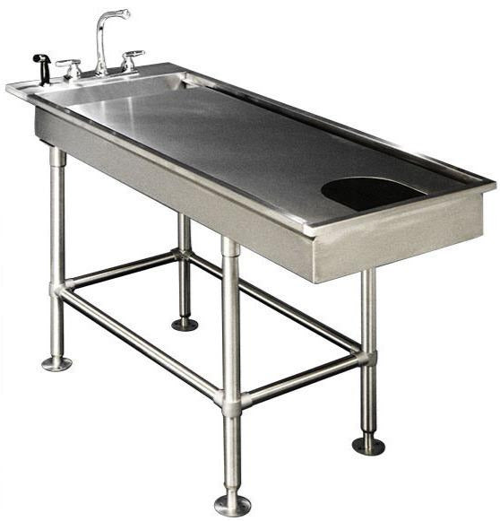 VetLift All Stainless Steel Veterinary Wet Table | Multi-Purpose - Pet Pro Supply Co.