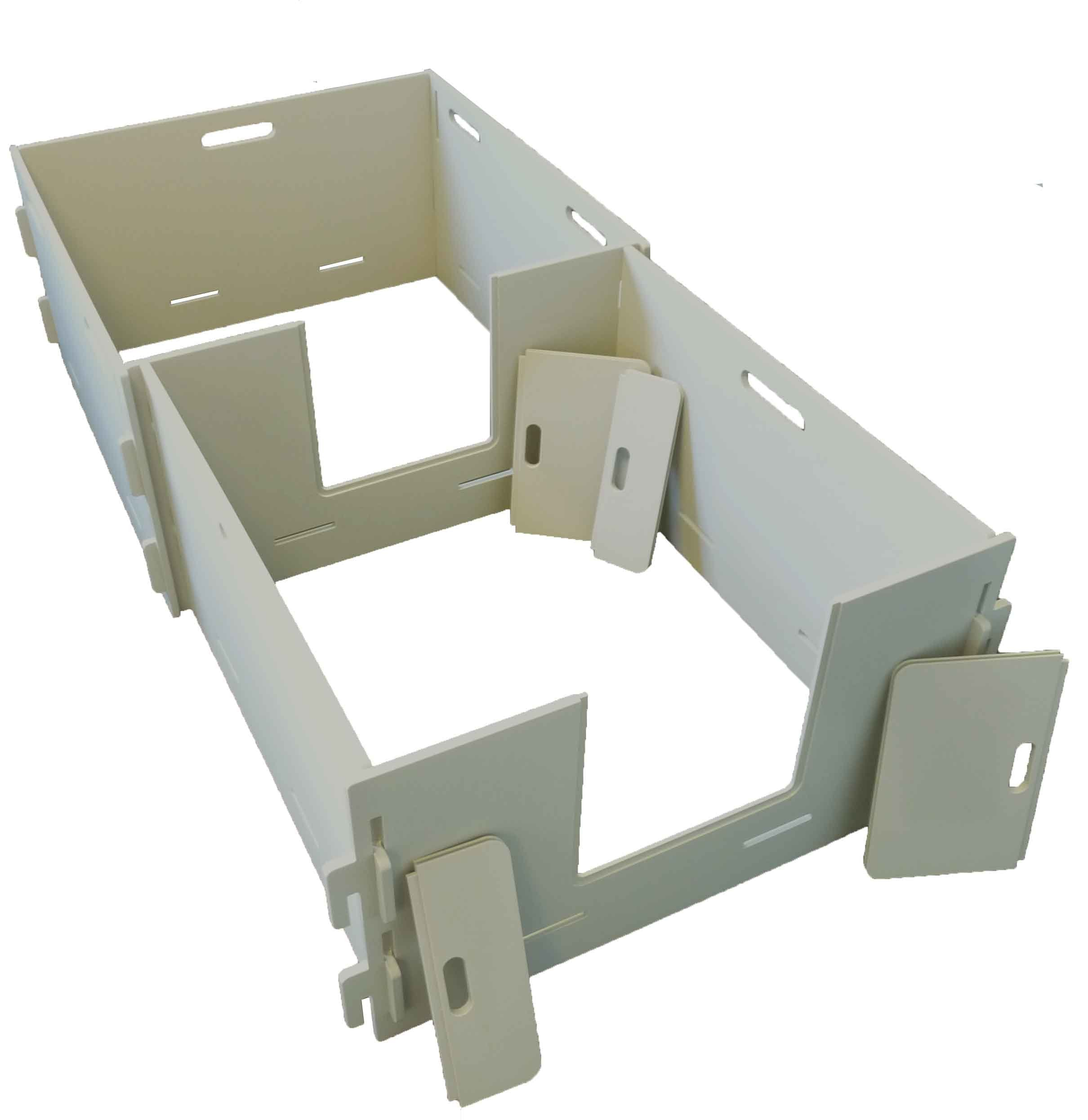 Lakeside Products - Magnapen Extension Pen For Magnabox Whelping Boxes