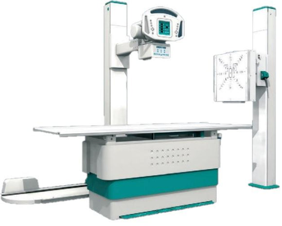 X-Ray - Vet Ray Technology By Sedecal Millennium Elevating Table System