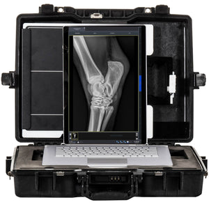 X-Ray - Vet Ray Technology By Sedecal Wireless Equine Portable System + Panels - Pet Pro Supply Co