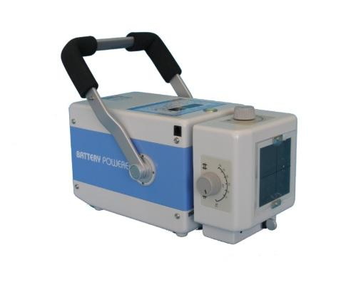 X-Ray - Vet X Ray Poskom PXM-20BT Hybrid Battery-Powered Portable X-Ray