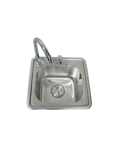 FLO Pro | Bar Sink | Stainless Steel
