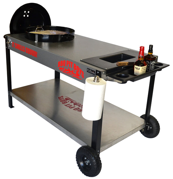 BBQ Pit Boys Signature series Outdoor Kitchen for Kettle Grill 22