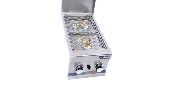 FLO Grills | Double Side Burner